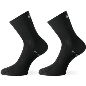 ASSOS GT Socken schwarz schwarz