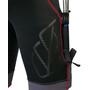 KiWAMi Equilibrium Trail Shorts black/red