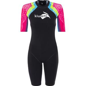 KiWAMi Aqua Rush Speedsuit Damen schwarz/pink schwarz/pink