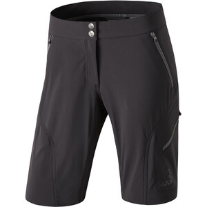 Dynafit Transalper shorts Dame Svart/Grå Svart/Grå