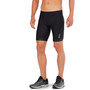 2XU Active Short de triathlon Homme, black/black