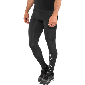 2XU Accelerate Compression Tights Herren black/silver black/silver