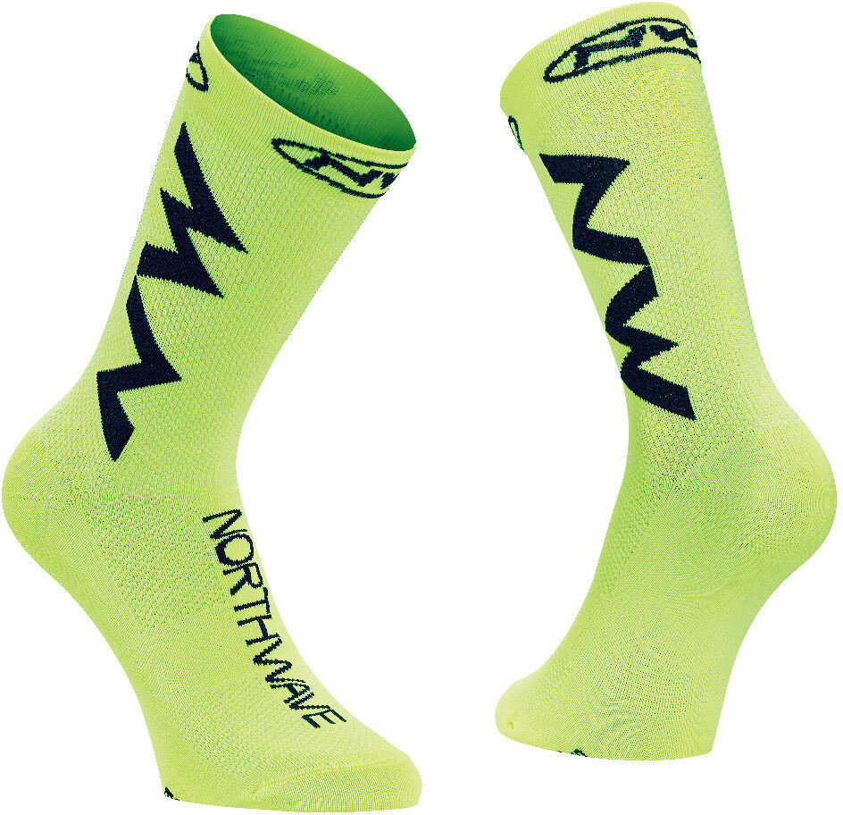 size 40 19dfe 55c13 Northwave Extreme Air Socks yellow fluo black.jpg