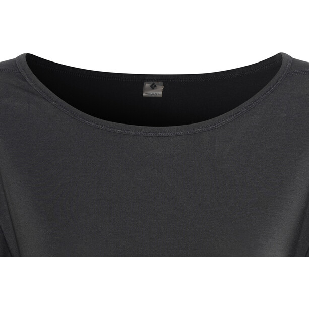 Black Diamond Gym Pullover Damen black