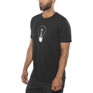 Black Diamond Idea Kurzarm T-Shirt Herren black black