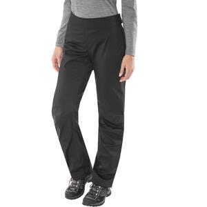 Black Diamond Stormline Stretch Full-Zip Regenhose Damen schwarz schwarz