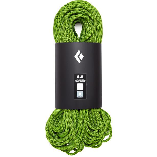 Black Diamond 8.5 Dry Seil 70m green