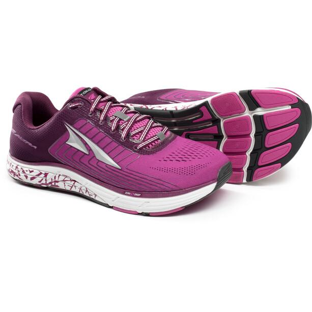 Altra Intuition 4.5 Road Running Schuhe Damen pink