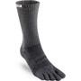 Injinji Trail Crew Xtralife Midweight Socken Herren granite