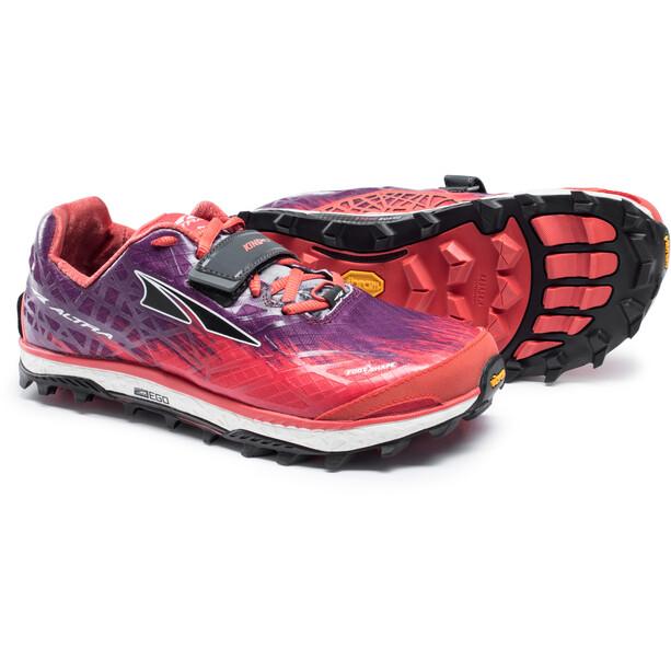 Altra King MT 1.5 Trail Running Shoes Dam orange