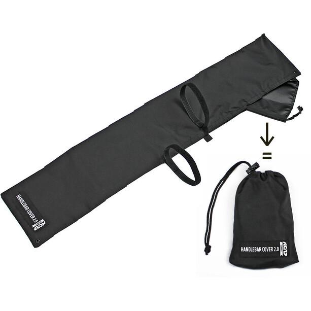 NC-17 Connect Housse de guidon / guidon Taille unique pour tous, black
