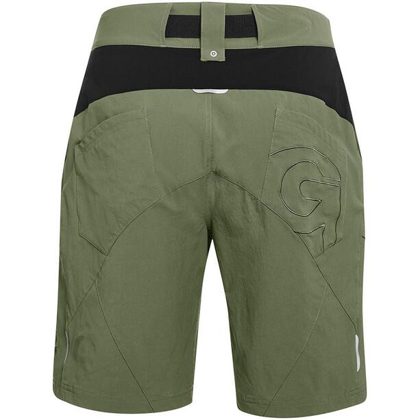 Gonso Arico Shorts Herren olivine