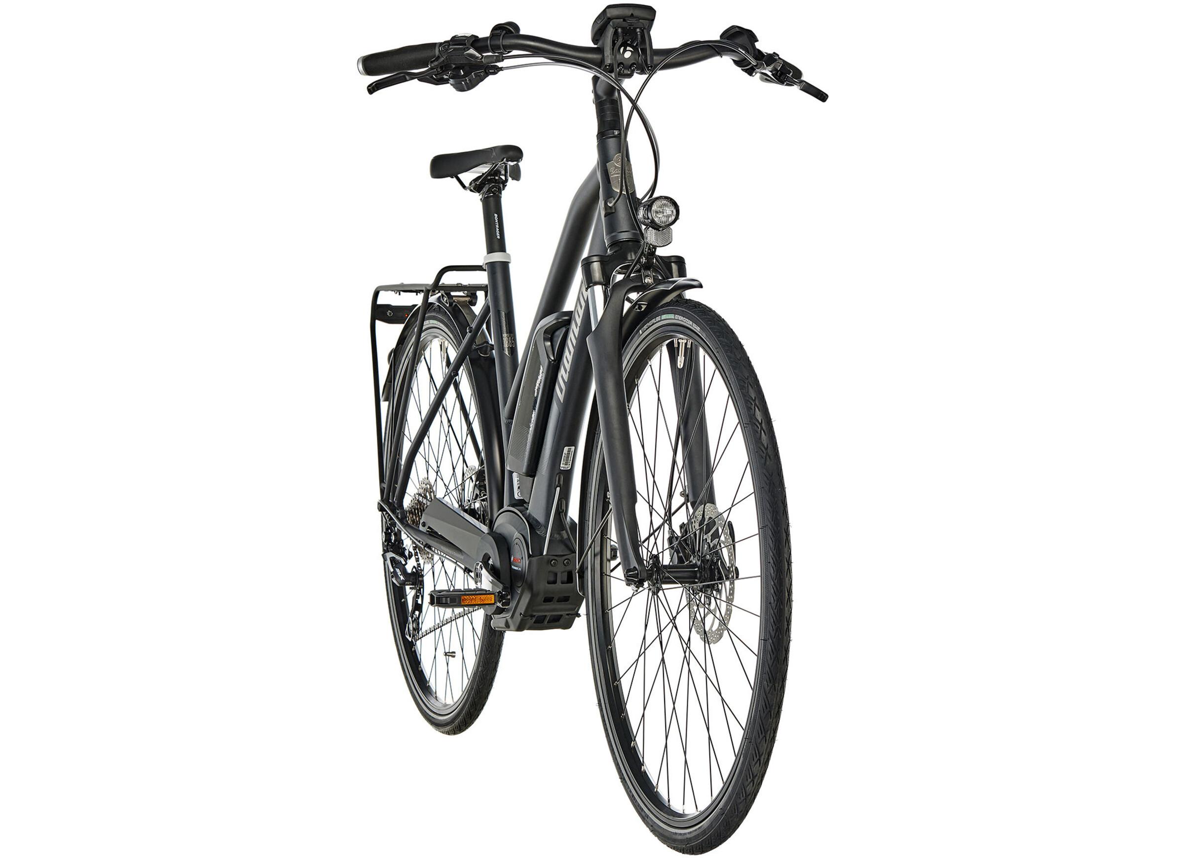 diamant elan g e trekking bike trapez black at. Black Bedroom Furniture Sets. Home Design Ideas