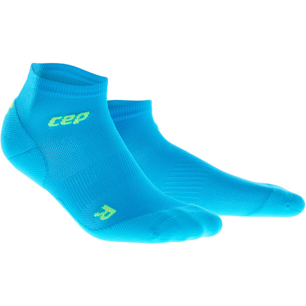 cep Dynamic+ Ultralight Low-Cut Socken Herren electric blue/green