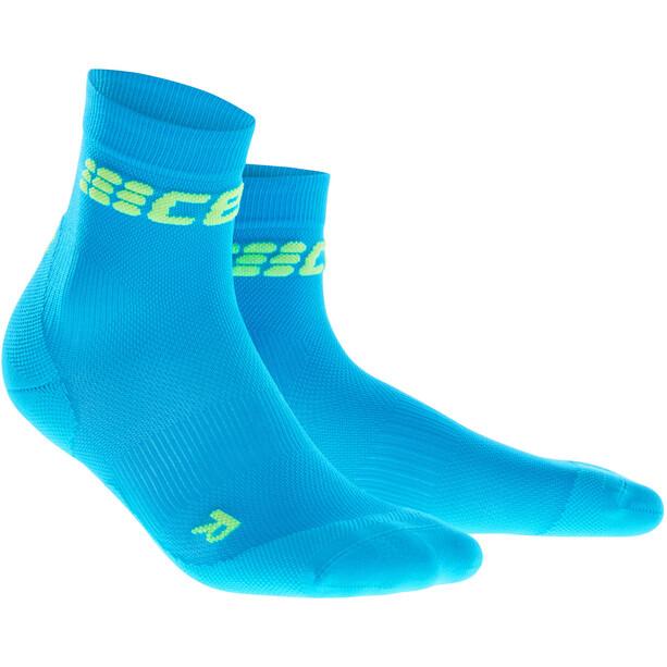 cep Dynamic+ Ultralight Kurze Socken Herren electric blue/green