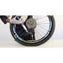 milKit Compact Kit pour pneu Tubeless valve 55 mm sans liquide préventif et sans fond de jante