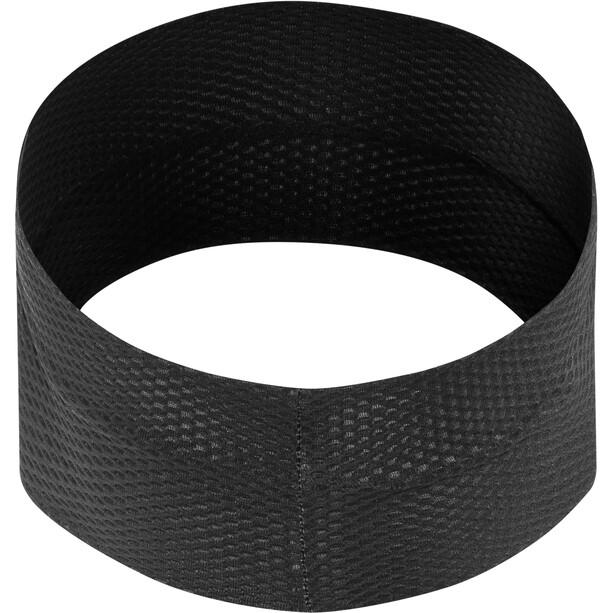 P.A.C. Mesh Stirnband schwarz/weiß