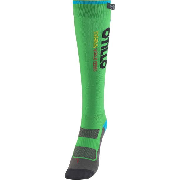 Gococo Compression Superior Ötillö Limited Edition Socken green
