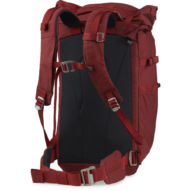 Lundhags Kliiv 28 Backpack dark red