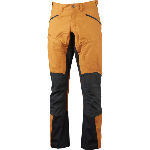 Lundhags Makke Pro Pants Herr gold/charcoal