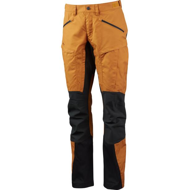 Lundhags Makke Pro Pants Dam gold/charcoal