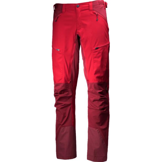 Lundhags Makke Pants Herr red/dark red