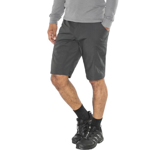 Lundhags Nybo ZipOff Pants Herr charcoal