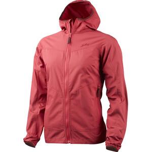 Lundhags Gliis jakke Dame rød rød