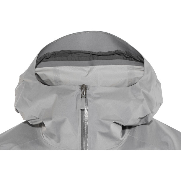 Black Diamond Stormline Stretch Rain Shell Jacket Herr ash
