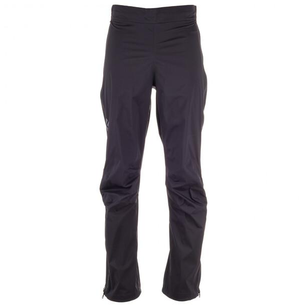 Black Diamond Stormline Stretch Full-Zip Rain Pants Men svart
