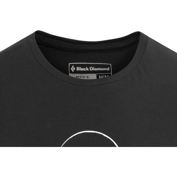 Black Diamond Idea SS Tee Herr black