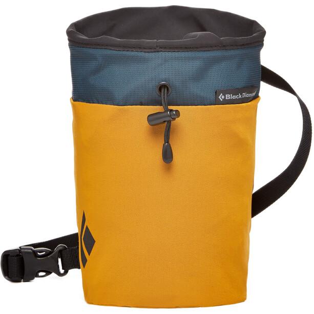 Black Diamond Gym Chalk Bag orange