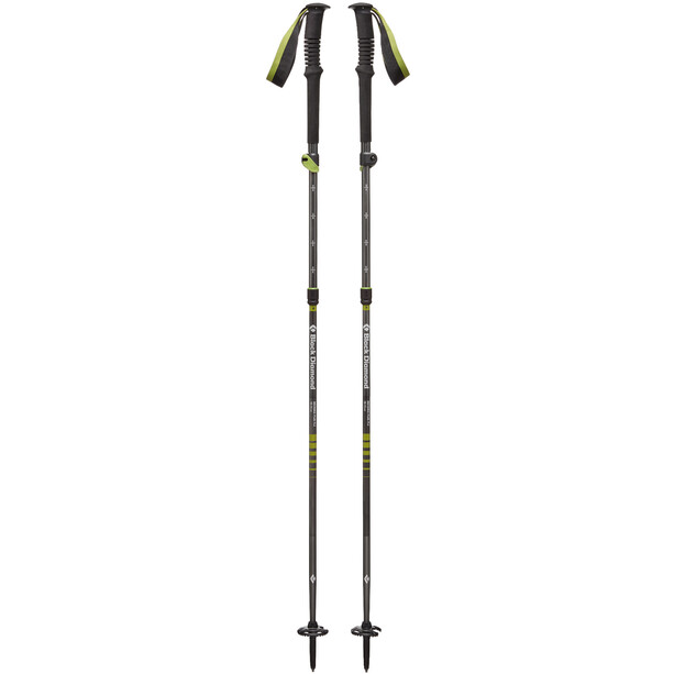 Black Diamond Distance Plus FLZ Poles