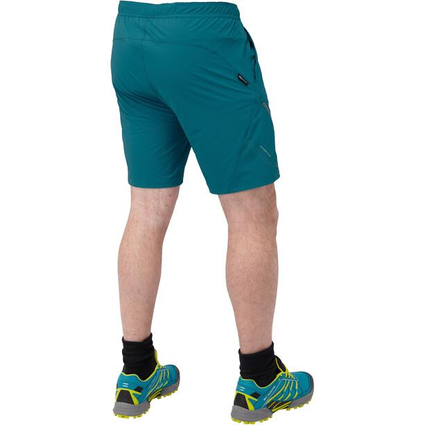 Mountain Equipment Comici Trail Shorts Herr tasman blue