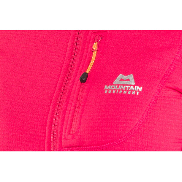 Mountain Equipment Eclipse Hooded Jacket Dam virtual pink/cranberry