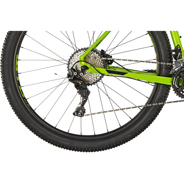"Cannondale Trail 1 29"" acid green"