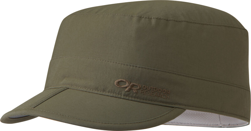 Outdoor Research Radar Pocket Cap Fatigue M | 56,2-58,1cm 2018 Hodeplagg for løping