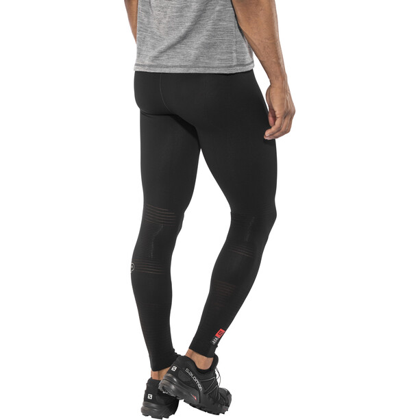 Compressport Running Under Control Full Tights black
