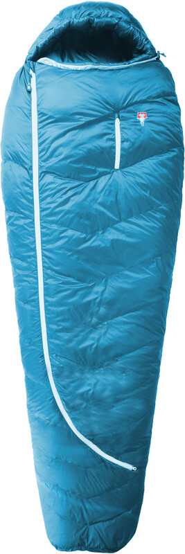 Biopod DownWool Ice 175 Sleeping Bag Women Ice Blue 2018 Schlafsäcke