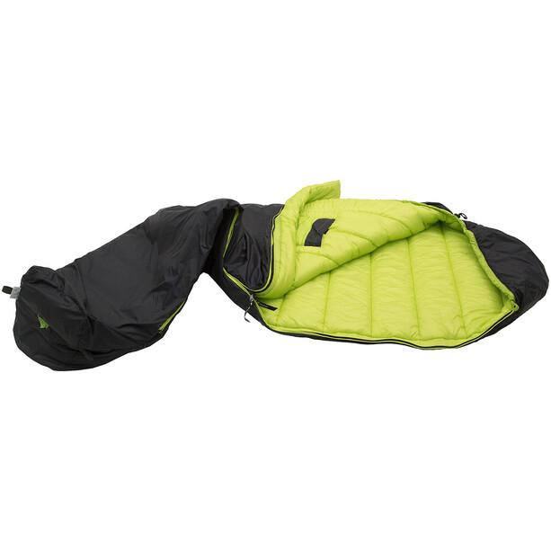 Carinthia G 145 Sleeping Bag L black/lime