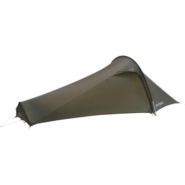 Nordisk Lofoten 1 Ultra Light Weight Tent SI forest green