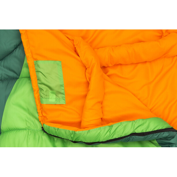 Coleman Fision 200 Sac de couchage, green