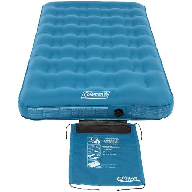Coleman Extra Durable Luftbett Single blau