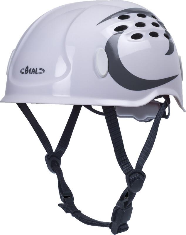 Beal Ikaros Helmet grey Kletterhelme 50-62cm KI.GY
