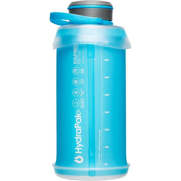 Hydrapak Stash Flaska 0,75l malibu blue