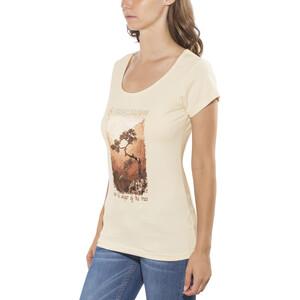 Directalpine Organic 1.0 T-Shirt Damen natural natural