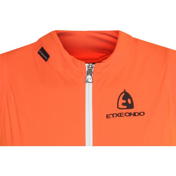 Etxeondo Entzuna Sleeveless Jersey Dam orange