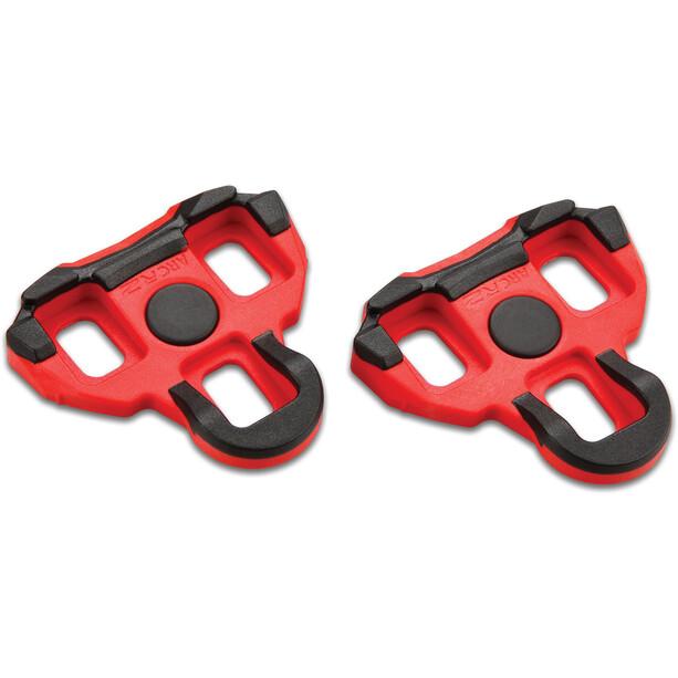 Garmin Vector Spare Shoe Plates red