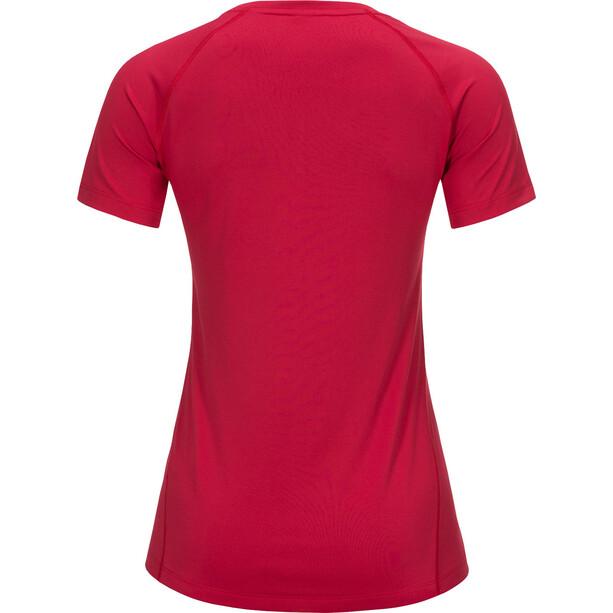 Peak Performance Gallos Co2 SS Shirt Dam true pink