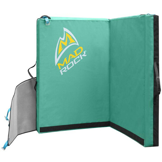 Mad Rock Duo Pad yellow/mint/teal/black